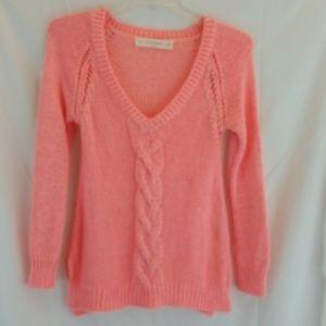 Zaraknit Acrylic Sweater Size L